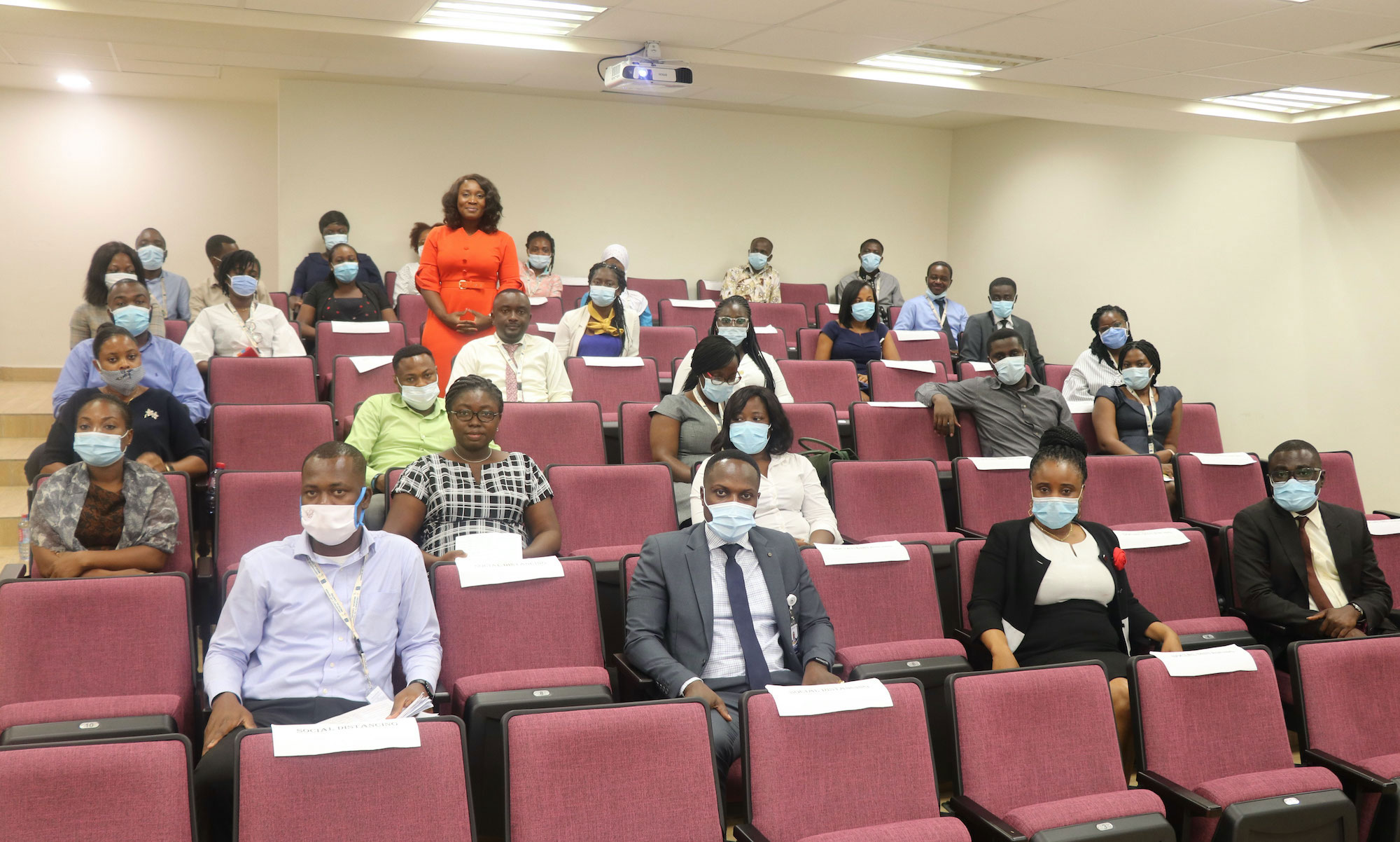 100 staff of UGMC trained on excellent  client service
