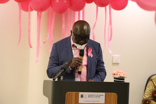 UGMC launches Breast Cancer Awareness Month