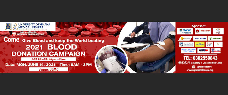 2021 Blood Donation Campaign