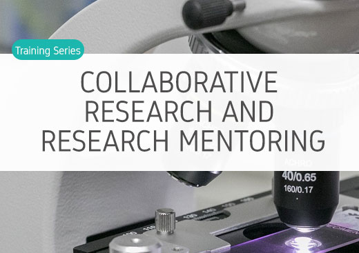 Collaborative research and research mentoring
