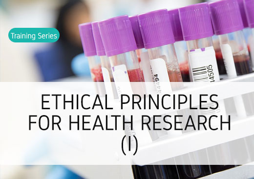 Ethical principles for health research I