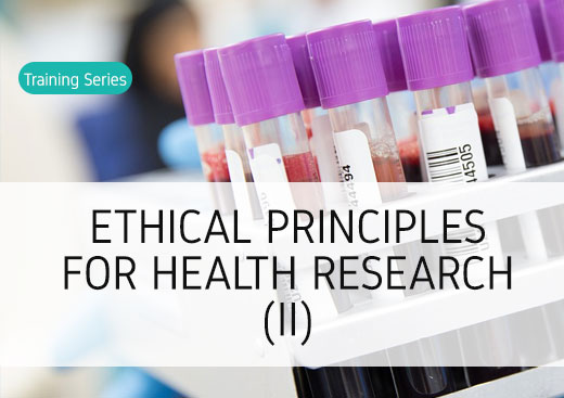Ethical principles for health research II