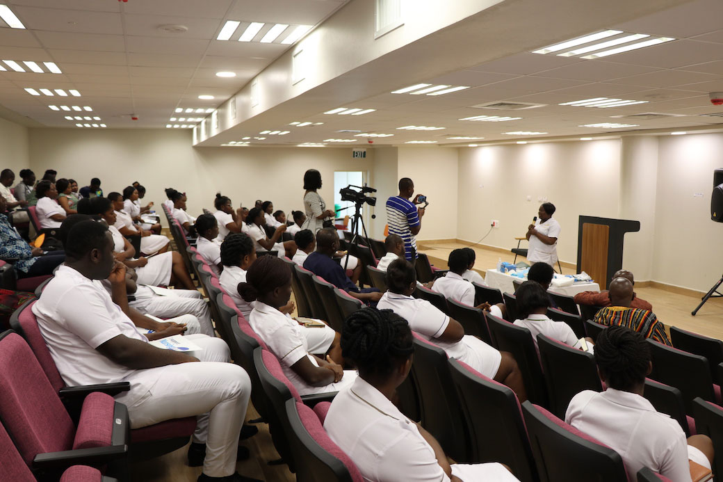 UGMC AND N&MC partner to train nurses